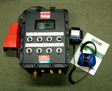 Bespoke order for explosion-proof VHF Marine Radio