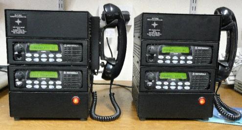 Manufacture of radio telephone link