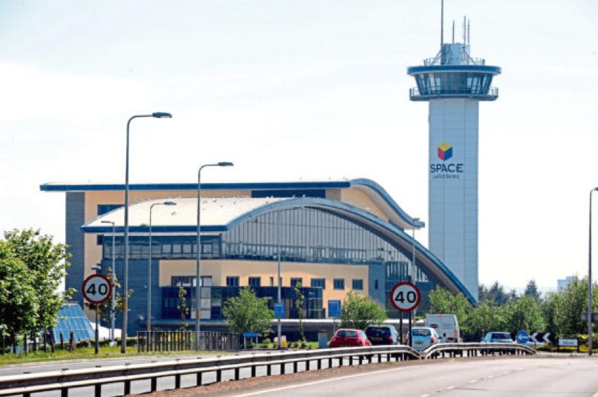 The Aberdeen Exhibition Centre